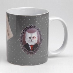 Mug Chat & Lapin Dandys Bois-Moi