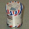 Boite métal U.S. Postage