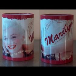 Pot à crayons Sourire de Marilyn