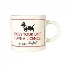 Mug Dog Licence