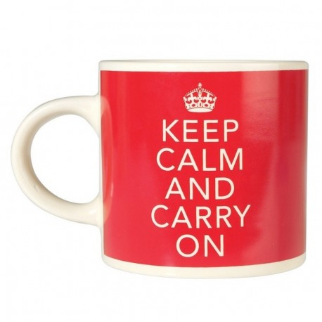 Mug Rouge Large Keep Calm