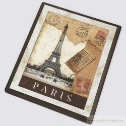 "Tableau ""Cartes Postales de Paris"""