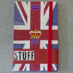 Carnet Union Jack Lou Baker Smith
