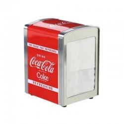 Distributeur à serviettes en papier Coca-Cola Classique
