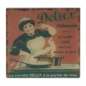"""Dessous de plat """"Publicité Delux"""""""