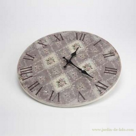 Horloge Appolline Amadeus
