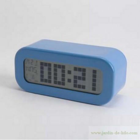 Horloge Digital Rétro Moderne