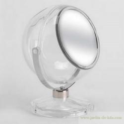 Support miroir et boite à coton