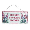 "Plaque ""Home Sweet Home"""