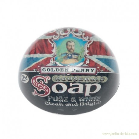 Presse-papier King UK Soap Golden Penny