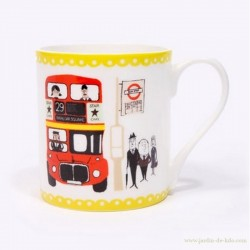 "Mug ""Bus in London"""