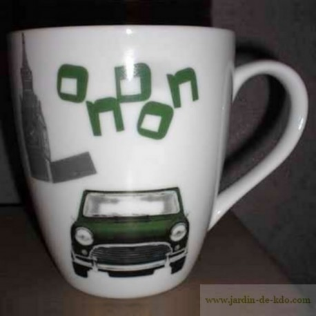 "Mug ""Car in London"""