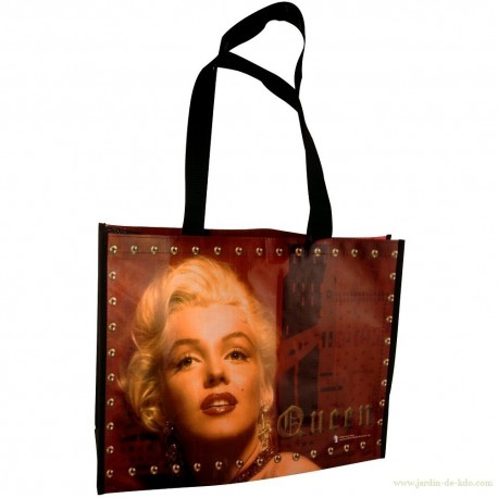 Sac shopping Marilyn Monroe Queen