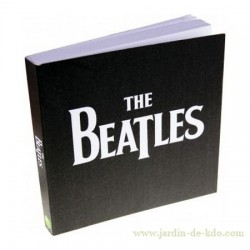 Carnet carré The Beatles
