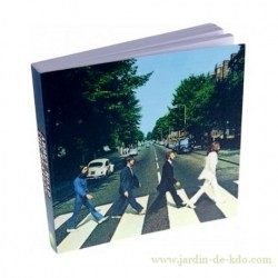 Carnet Abbey Road Beatles