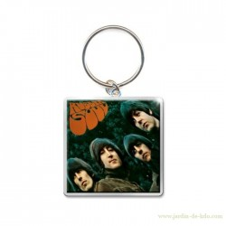 "Porte-clés The Beatles ""Rubber Soul"""