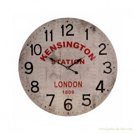 Horloge Kensington Sation London 1809 JLINE