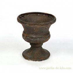 Cache Pot Antique Vieilli Antique