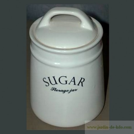 "Pot à sucre ""Storage Jar"""
