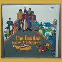 "Carte ""Yellow Submarine – The Beatles"""