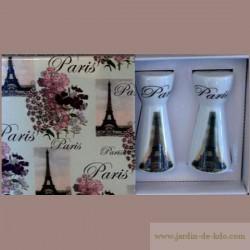"""Coffret Sel et Poivre """"Paris Nostalgique"""""""