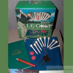 """Coffret cadeau """"Le Golf"""""""