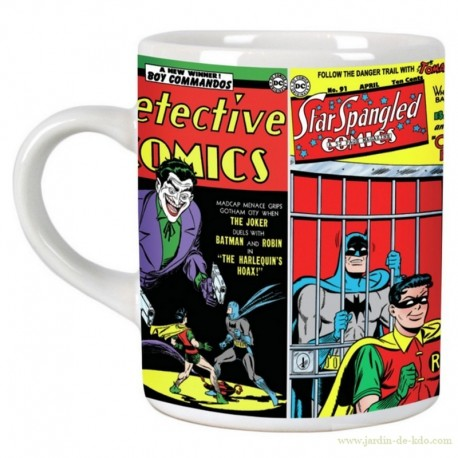 Mug Batman Comic Classic Robin