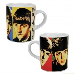 Mug Fab Four Beatles Visages