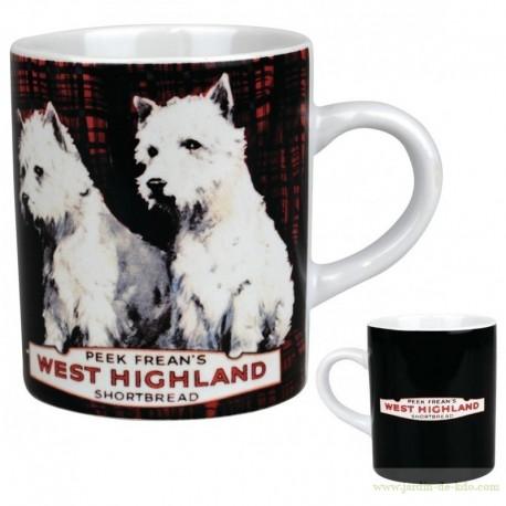 Mug West Highland Peek Frean's Shortbread