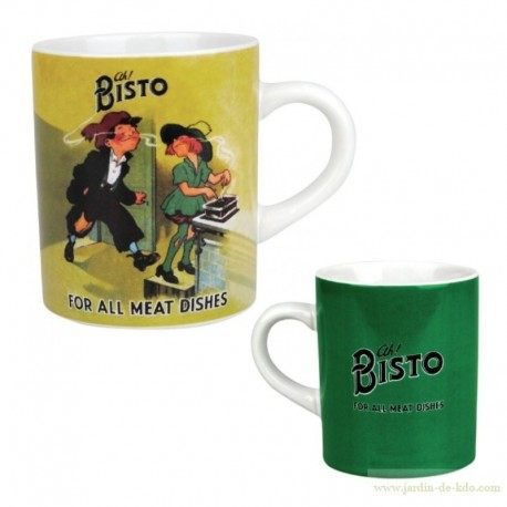 Mug Ah Bisto for all meat dishes HMB