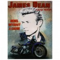 "Plaque murale ""James Dean"""