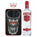 "Grand verre ""Vodka Smirnoff"""