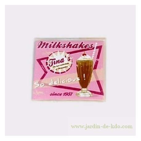 Magnet Milkshakes So Delicious 1957 Tina