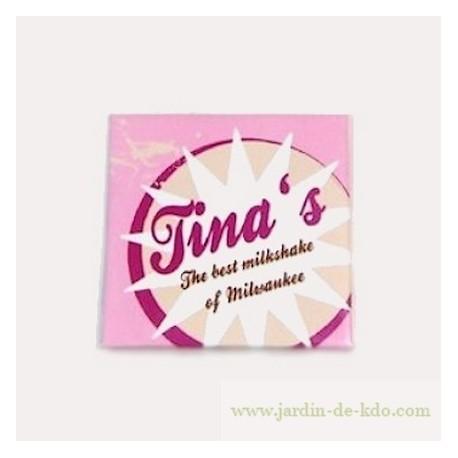 Magnet Rose Tina's Best Milwaukee
