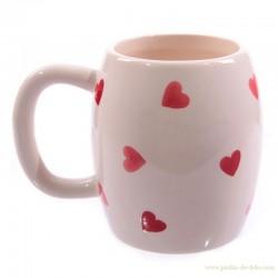 Mug Petits Cœurs St-Valentin