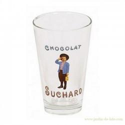 Verre Chocolat Suchard Vintage