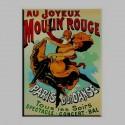 """Magnet """"Au Joyeux Moulin Rouge"""""""