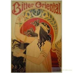 "Carte ""Bitter Oriental"""