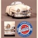 """Tirelire voiture beige """"Buick"""""""