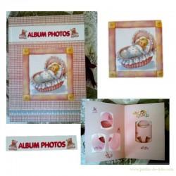 "Album Photos ""Naissance"""