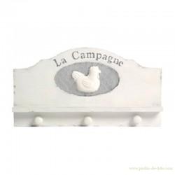 """Porte-Manteaux """"La Campagne"""""""