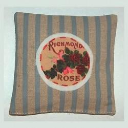 Coussinet Roses Senteur Lavande