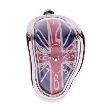 Horloge Fondue Dali Union Jack
