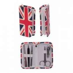Set manucure United Kingdom UK Flag