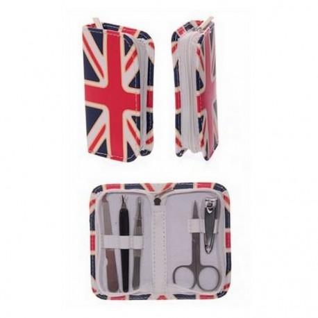 Set manucure United Kingdom UK Flag