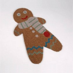 Paillasson pain d'épices Gingerbread Man