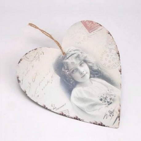 Coeur à suspendre Mélancolie Amadeus
