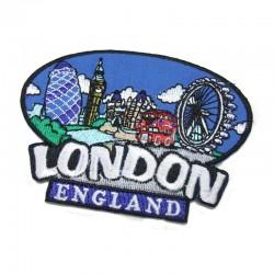 Patch écusson thermocollant London England
