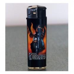 """Briquet électronique rechargeable """"Biker Fire"""""""