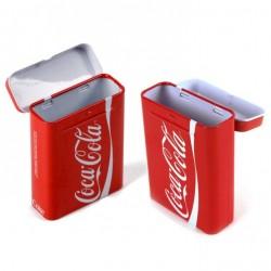 Boite Etui à cigarettes Coca-Cola